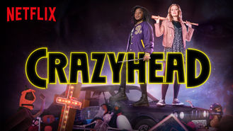 Netflix box art for Crazyhead - Season 1
