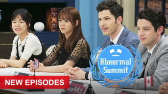 Netflix box art for Abnormal Summit - Season 2017