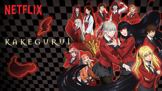 Netflix box art for Kakegurui - Season 1