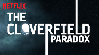 Netflix box art for The Cloverfield Paradox
