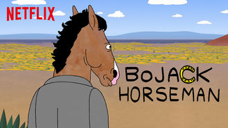 Netflix box art for BoJack Horseman - Season 4