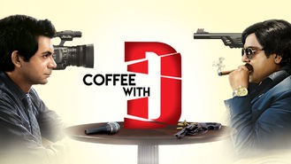 Netflix box art for Coffee with D