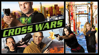 Netflix box art for Cross Wars