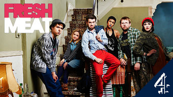 Fresh Meat: Series 4