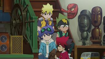 Tenkai Knights: Season 1: The Lost Key