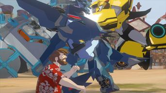 Transformers: Robots in Disguise: Season 1: Lock Out