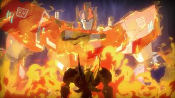 Transformers: Robots in Disguise: Season 1: Even Robots Have Nightmares
