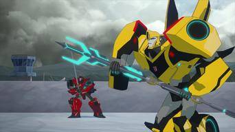 Transformers: Robots in Disguise: Season 1: The Buzz on Windblade
