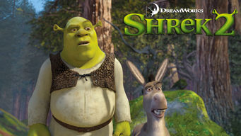 Is Shrek 2 2004 On Netflix United Kingdom