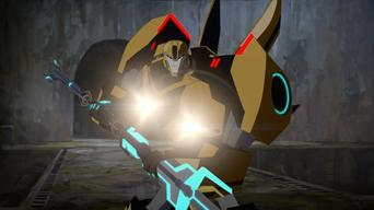 Transformers: Robots in Disguise: Season 1: Sideways